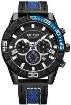 Мужские часы Megir Blue Black MG2066 (ML2066G-BK-1) - изображение 1