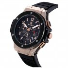 Мужские часы Megir Gold Black MG3002G (MN3002GREBK-1N0) - изображение 2