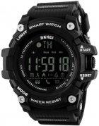 Чоловічий годинник Skmei Smart Watch 1227 Black BOX (1227BOXBK) - зображення 1