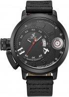 Мужские часы Weide All Black UV1606B-1C (UV1606B-1C) - изображение 1