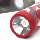 Колонка ZEALOT S22 Red Camouflage 3Вт портативна блютуз 4000 маг Радіо Гучний зв'язок - зображення 6