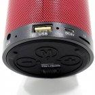 Бездротова bluetooth колонка ZEALOT S5 Red 5 Вт динамік - зображення 4