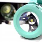 Колонка блютуз ZEALOT S29 Blue Camouflage портативна 10 Вт 2000 мАч 10 метрів USB fm-радіо, ліхтарик - зображення 7