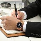 Чоловічі годинники (31020) - зображення 4