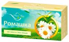 Чай из цветов и стеблей Наш Чай Ромашка, 20 пакетиков (4820183250278) - изображение 1
