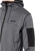 Спортивная кофта Jack Wolfskin Milford Hooded Jacket M 1708381-6000 XXL (4060477501628) - изображение 4