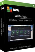 Антивірус AVG Anti-Virus на 1 ПК на 1 рік (електронна ліцензія) - зображення 1