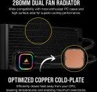 Система водяного охлаждения Corsair iCUE H115i RGB PRO XT (CW-9060044-WW) - изображение 3