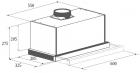 Вытяжка GUNTER&HAUER AGNA 1000 GL - изображение 8