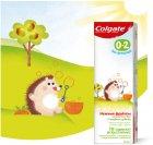 Детская зубная паста Colgate без фтора Нежные фрукты от 0 до 2 лет 40 г (6920354825538) - изображение 9