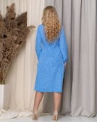 Платье ELFBERG 5186 56 Голубое (2000000376691) - изображение 2