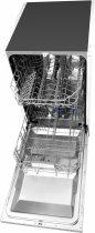Вбудована посудомийна машина VENTOLUX DW 4509 4M NA - зображення 4