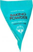 Скраб для лица Etude House Baking Powder Crunch Pore Scrub с содой для чистки пор 24 шт х 7 мл (8806199447990/8809667987189) - изображение 2