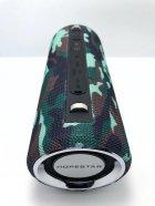 Мощная портативная bluetooth колонка Sound System H39 Pro Hopestar Оригинал 10ВТ с Влагозащитой и функцией Зарядки устройств Камуфляж - изображение 2