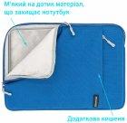 "Чехол для ноутбука Grand-X SL-14 14"" Blue (SL-14B) - изображение 4"