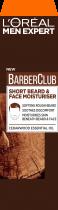 Гель L'Oreal Paris Men Expert Barber Club Moisturiser зволожувальний для догляду за бородою і шкірою обличчя 50 мл (3600523526208) - зображення 3