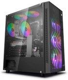 Корпус DeepCool Matrexx 55 Mesh ADD-RGB 4F Black - зображення 7