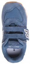 Кроссовки кожаные New Balance 574 IV574PRN 20.5 (5.5) 12 см Синие (194182269550) - изображение 5