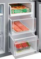 Многодверный холодильник MIDEA HQ-623WEN (IG) - изображение 6