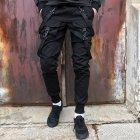 Брюки карго мужские Over Drive Scarstrope черные XL - изображение 1