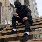 Брюки карго мужские Over Drive Scarstrope черные XL - изображение 10