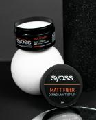 Паста матувальна для волосся Syoss Matt Fiber Фіксація 4 100 мл (9000101208542) - зображення 2