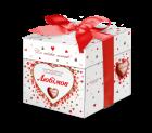 Упаковка конфет Любимов в молочном шоколаде 208 г х 12 шт (4820075500405) - изображение 2