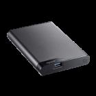 Жорсткий диск, Накопичувач (HDD) Apacer AC632 1TB (AP1TBAC632A-1) USB 3.1 Gray - зображення 2