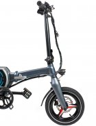 Електровелосипед Zhengbu D8 Matt Series Gray - зображення 8