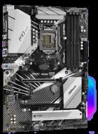 Материнская плата ASRock Z490 Pro4 (s1200, Intel Z490, PCI-Ex16) - изображение 3