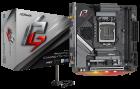 Материнська плата ASRock Z490 Phantom Gaming-ITX/TB3 (s1200, Intel Z490, PCI-Ex16) - зображення 4
