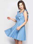 Платье Larionoff Aileen 44 Голубое (Lari2000005635823) - изображение 3