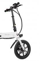 Електровелосипед Zhengbu D6 White - зображення 9