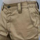 Туристичні KARGO штани COYOTE. S - зображення 4