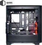 Корпус QUBE QBR09 Black (QBR09_WRNU3) - изображение 8