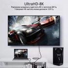 Кабель Promate ProLink8K-300 HDMI 2.1 UltraHD-8K HDR eARC 3 м Black (prolink8K-300.black) - зображення 2