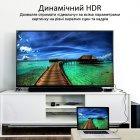 Кабель Promate ProLink8K-300 HDMI 2.1 UltraHD-8K HDR eARC 3 м Black (prolink8K-300.black) - зображення 4