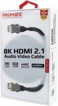 Кабель Promate ProLink8K-300 HDMI 2.1 UltraHD-8K HDR eARC 3 м Black (prolink8K-300.black) - зображення 8