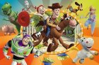 Пазли Trefl Історія іграшок-4. У світі іграшок. Disney Toy Story-4, 160 елементів (15367) - зображення 2