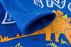 Лонгслив для мальчика Dino 27 KIDS (140) Синий (52739) - изображение 4