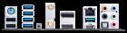 Материнська плата Asus TUF Gaming B550M-Plus (Wi-Fi) (sAM4, AMD B550, PCI-Ex16) - зображення 4