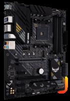 Материнська плата Asus TUF Gaming B550-Plus (sAM4, AMD B550, PCI-Ex16) - зображення 2