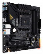 Материнська плата Asus TUF Gaming B550M-Plus (sAM4, AMD B550, PCI-Ex16) - зображення 2