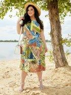 Платье All Posa Бруна 100165 54 Салатовое - изображение 3