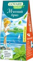 Упаковка чая Lovare Смесь травяного и плодово-ягодного со специями Мятный бриз 2 пачки по 20 пирамидок (2000006781116) - изображение 2