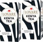 Упаковка чая Lovare черного кенийского Kenya tea 2 пачки по 24 пакетиков (2000006781307) - изображение 1