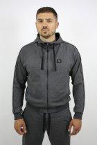Спортивний костюм Free Agent new канти ІК брюки прямі 4XL Сірий - зображення 7