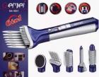 Воздушный стайлер, фен для укладки волос 6 в 1 Gemei GM-4834 (00199) - зображення 1