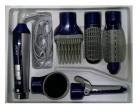 Воздушный стайлер, фен для укладки волос 6 в 1 Gemei GM-4834 (00199) - зображення 4