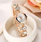 Женские часы со стразами Lupai Gold - зображення 1